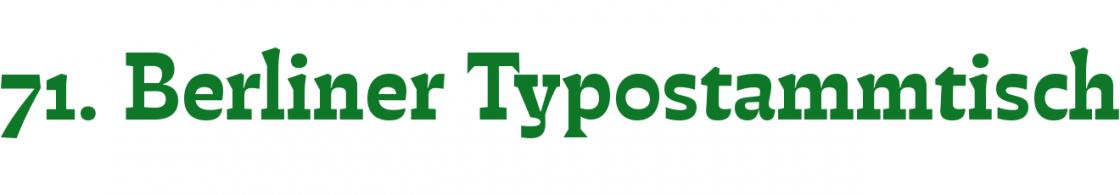 30.11.17: Typostammquiz X