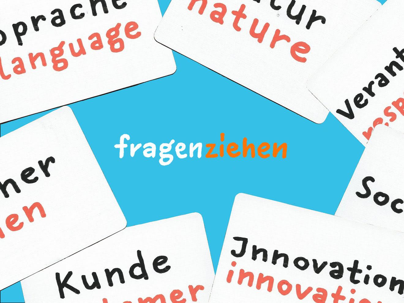 """Lukas Horn: """"fragenziehen"""""""